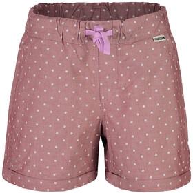 Maloja SurlejM. Shorts Damen maroon clover